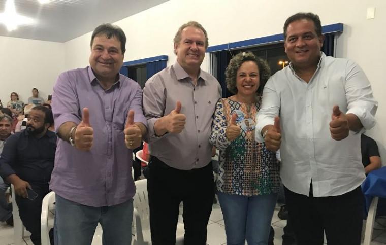 Josi Nunes tem apoio de Gomes e também do governador Carlesse