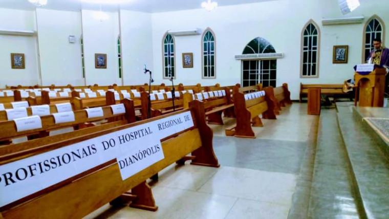 Missa em Dianópolis