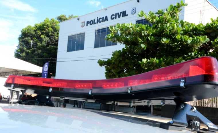 Delegacia da Polícia Civil