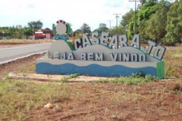 Tragédia ocorreu em Caseara
