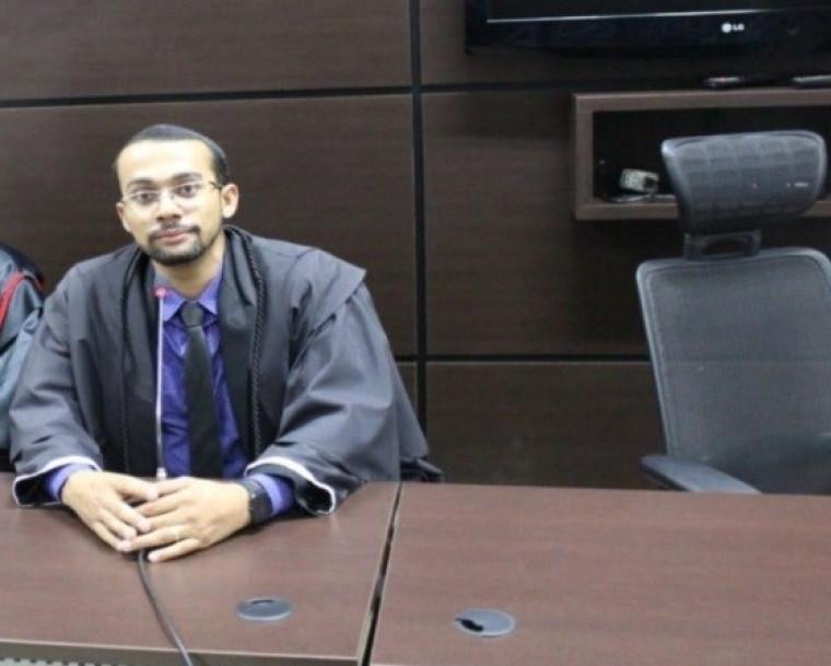 Advogado Douglas Barreto