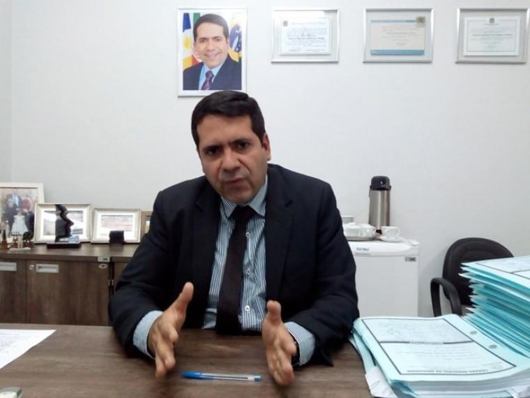 Vereador Marcus Marcelo