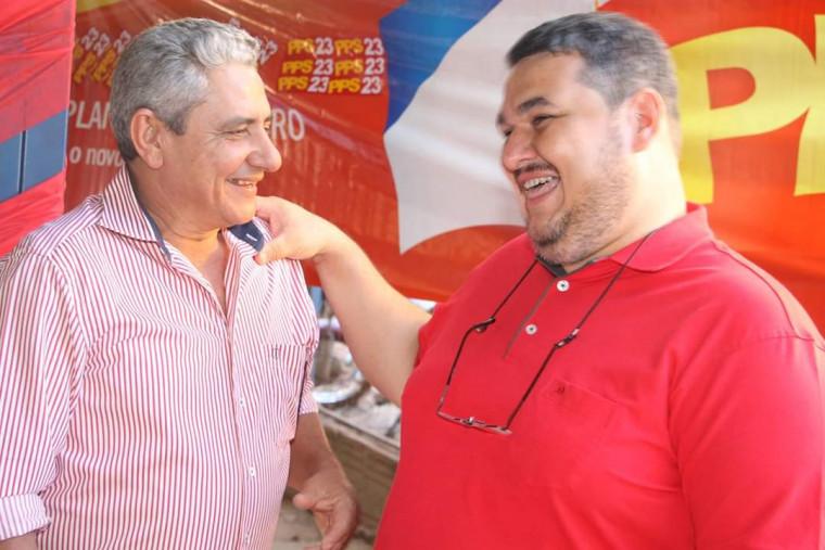 O vice-prefeito foi preso em flagrante acusado de encomendar a morte do prefeito Dotozin