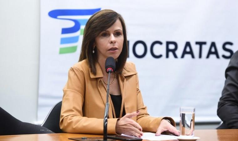 Dorinha, presidente estadual do Democratas