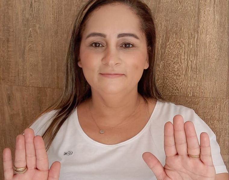 Maria Dalva é candidata pela Coligação 'Por Amor a Campos Lindos'