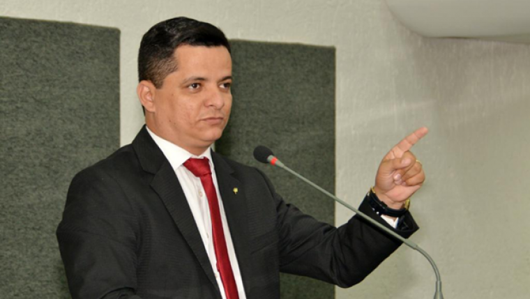Deputado Jorge Frederico (MDB)