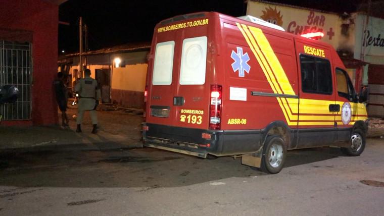 Três pessoas baleadas na região da Feirinha
