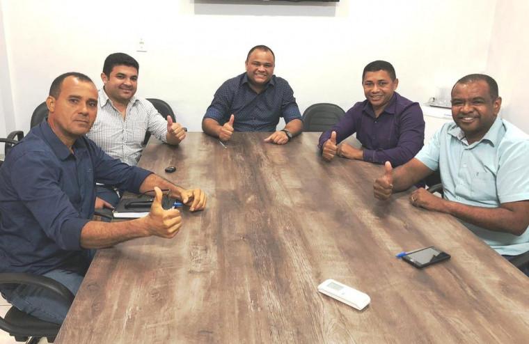 Pré-candidatos em Babaçulândia selam aliança política