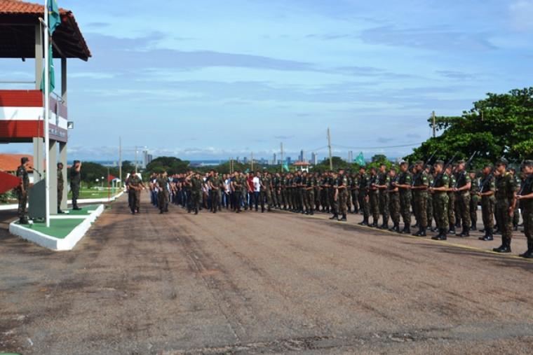 22º Batalhão de Infantaria em Palmas