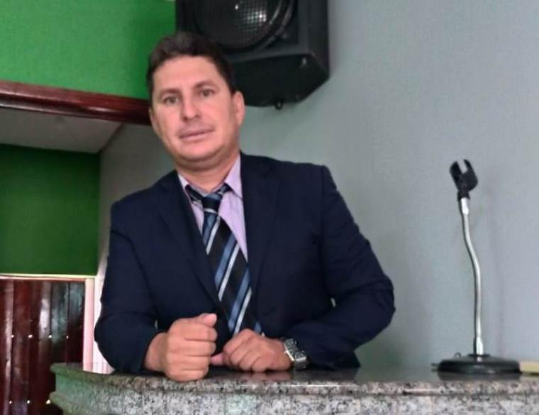 Ricardo Tintino (PP), vereador de Carmolândia