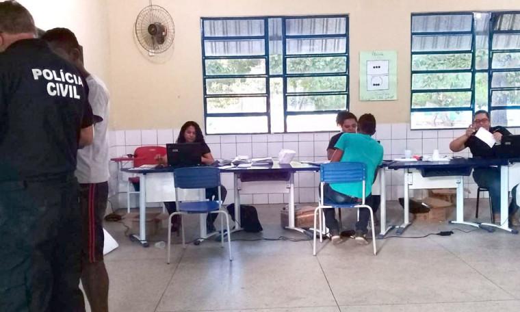 Em junho deste ano a banca itinerante atendeu mais de 400 pessoas no município de Barrolândia