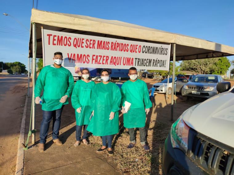 Município instalou barreiras sanitárias e ainda não tem nenhum caso confirmado da doença