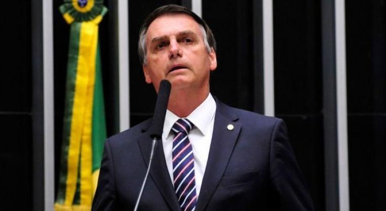 Presidente Bolsonaro fez um pronunciamento em rede nacional nesta terça-feira (24)