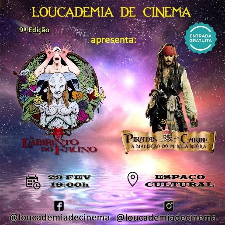 Loucademia de Cinema em Araguaína