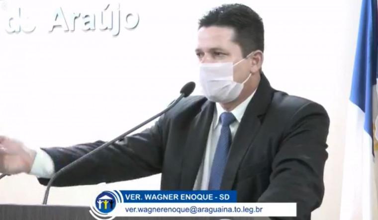 Vereador Wagner Enoque