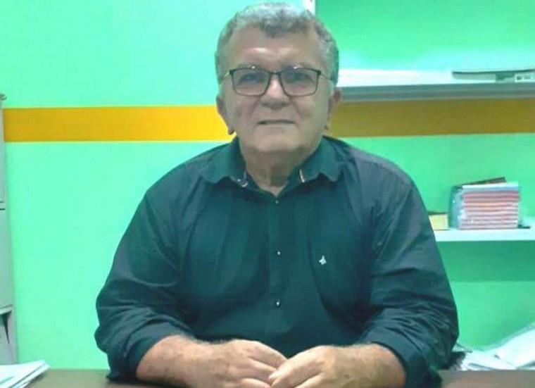 Prefeito Raimundo Gordo tinha 62 anos