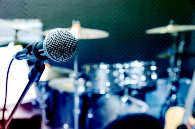 Gravações das apresentações serão feitas em estúdio profissional