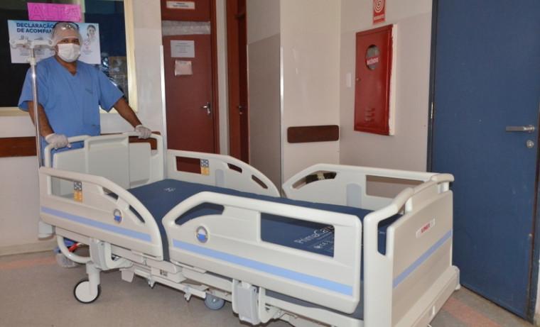 18 hospitais vão receber as camas