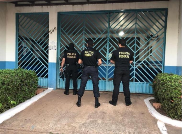 Operação em prefeituras na região do Bico do Papagaio