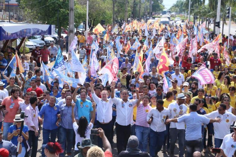 Caminhada será realizada nesta terça-feira (2) em Araguaína