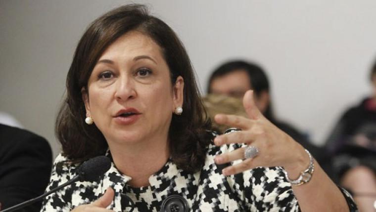 Senadora Kátia Abreu (PDT-TO)