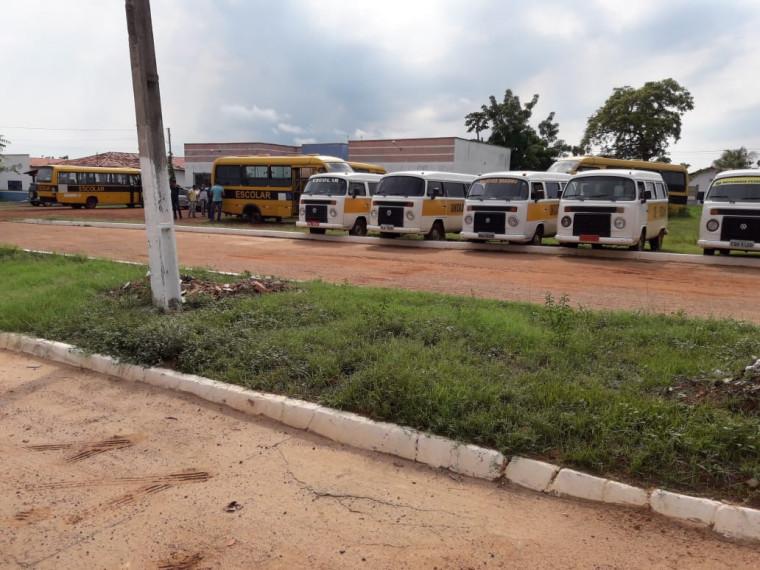 Motoristas ameaçam suspender o transporte escolar em Babaçulândia