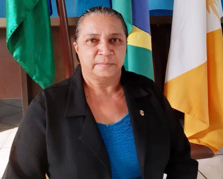 Prefeita eleita de Araguanã, norte do estado