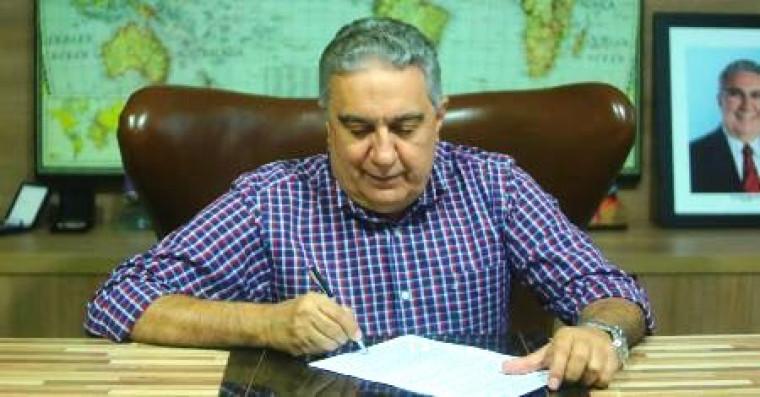 Novo decreto do prefeito de Gurupi, Laurez Moreira (PSDB)