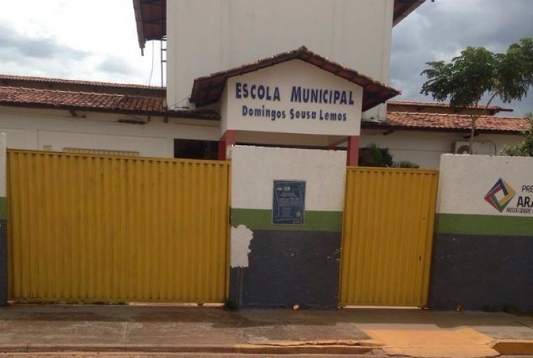 Escola Municipal Domingos Souza Lemos