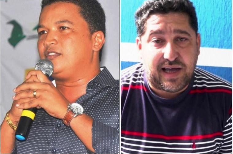 Pesquisa aponta disputa polarizada entre Auri e Damião Castro