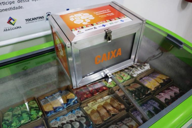 Freezer na UPA