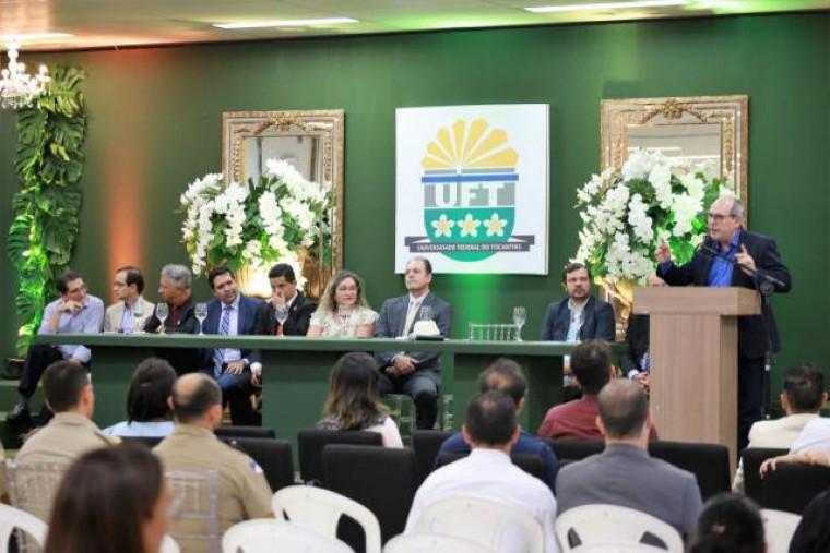 Inauguração oficial do curso