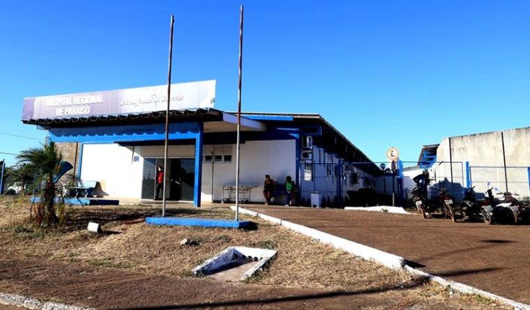 Hospital Regional de Paraíso