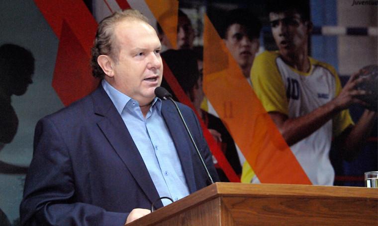 Governador Mauro Carlesse comenta operação da PF no Palácio