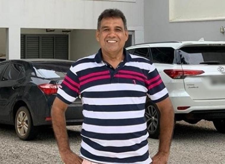 Empresário morto Elvisley Costa de Lima, 54 anos