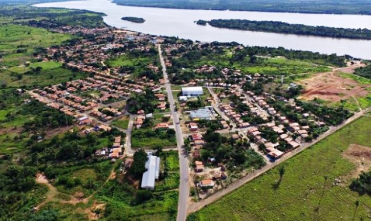 Araguanã (TO) tem cerca de 6 mil habitantes