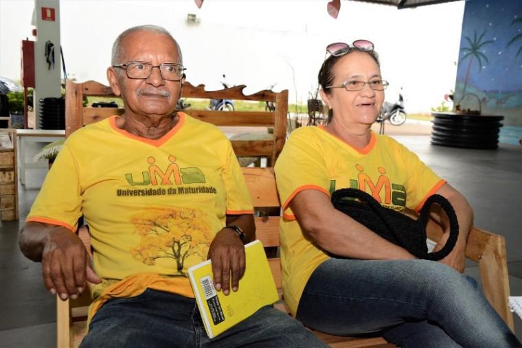 Maria Feitosa e José Miranda