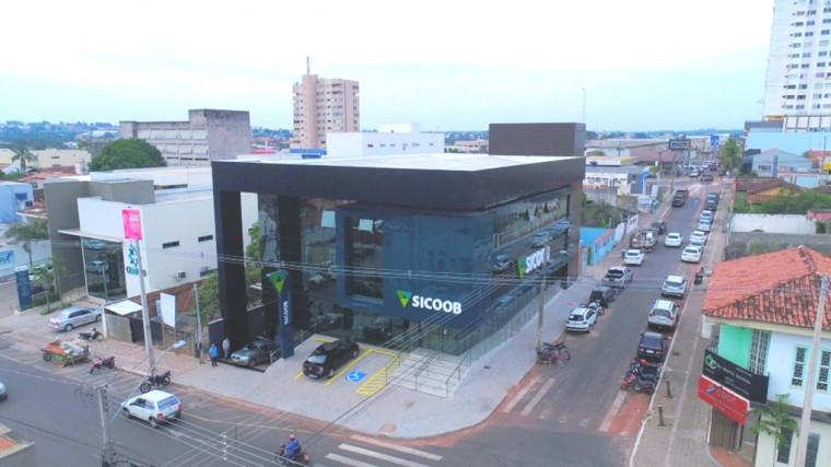 Agência do Sicoob em Araguaína