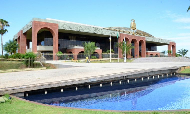 Palácio Araguaia, sede do Governo do Tocantins