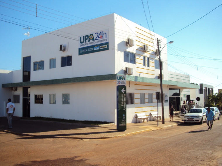 UPA de Araguaína é uma das unidades geridas pelo ISAC