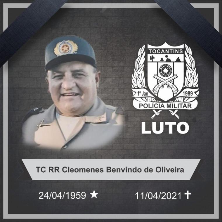 Antes de ir para reserva em outubro de 2019. Cleomenes atuava no 5º Batalhão da Polícia Militar.
