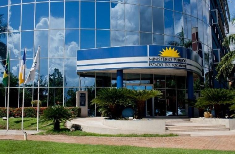 Sede do Ministério Público em Palmas