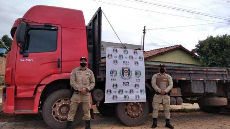 Militares da 3ª CIPM recuperam veículo roubado