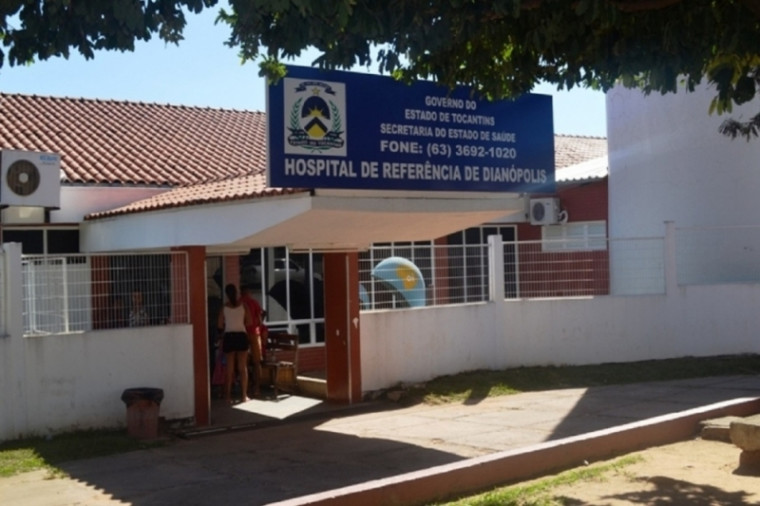 Hospital em Dianópolis