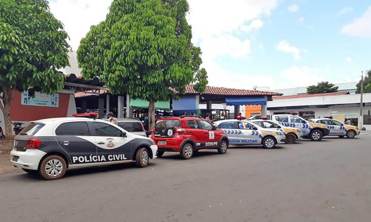 Forças de segurança intensificam fiscalização aos decretos estaduais e municipais