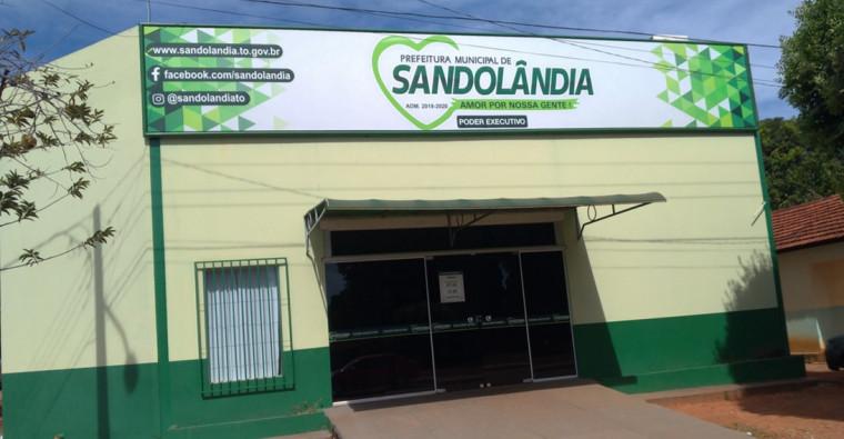 Prefeitura de Sandolândia (TO)
