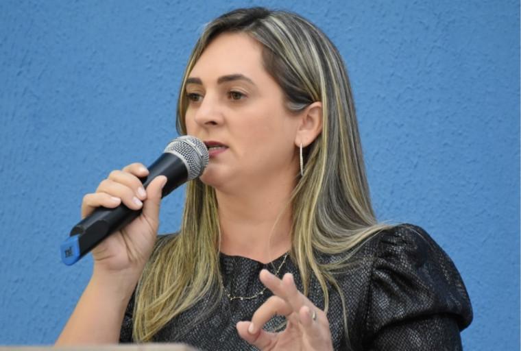 Prefeita de Santa Fé do Araguaia, Vicença Lino