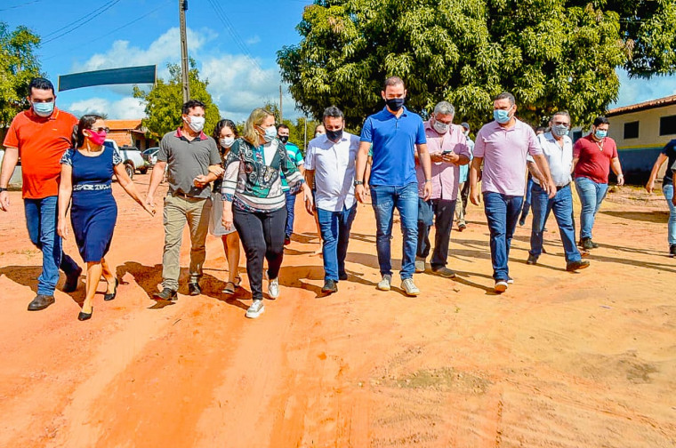 Itaguatins será beneficiada com pavimentação