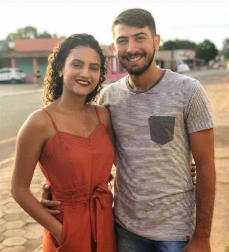 Kamila e Jerffeson