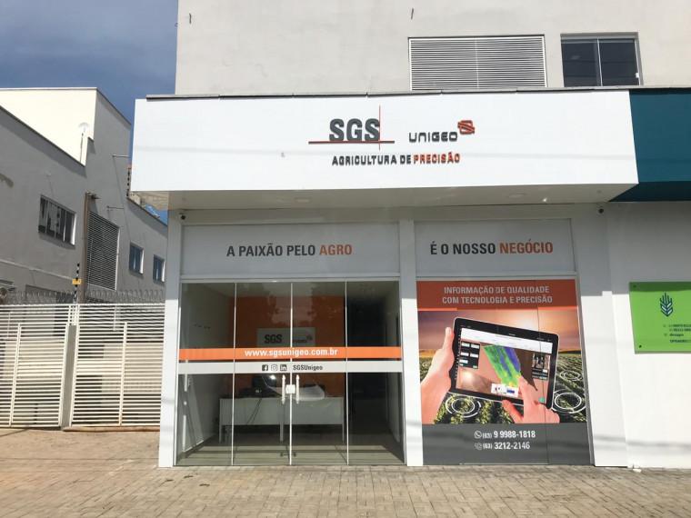 A franquia presta serviços de consultoria agrícola aos produtores rurais do Tocantins